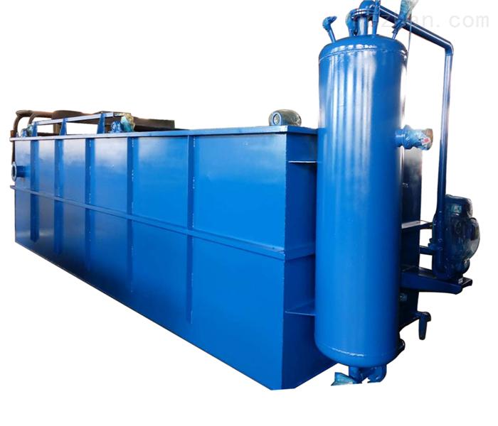 重庆火锅废水处理设备平流式溶气气浮机报价