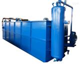 塑料颗粒污水处理设备方案 气浮机过滤器
