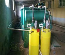 RBF油库废水处理设备 平流式气浮机