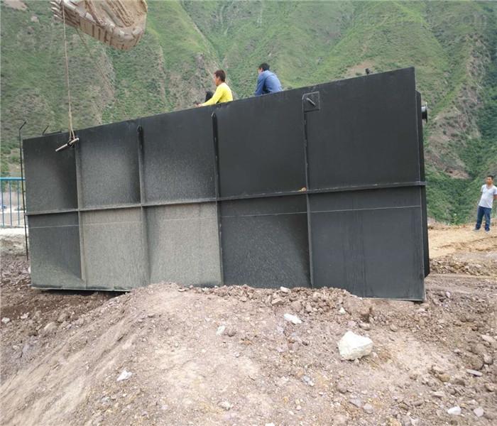 污水处理成套设备地埋式一体化厂家促销价格