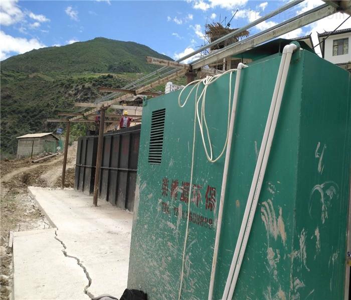 新农村养殖污水处理设备多少钱 一体化装置