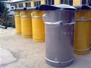 感恩水泥罐仓顶滤筒除尘器客户转介绍来厂下单