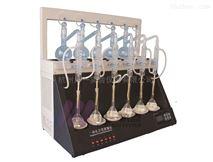 經濟型一體化蒸餾儀CYZL-6萃取蒸餾裝置