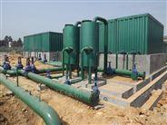 地表水处理一体化净水器运行原理