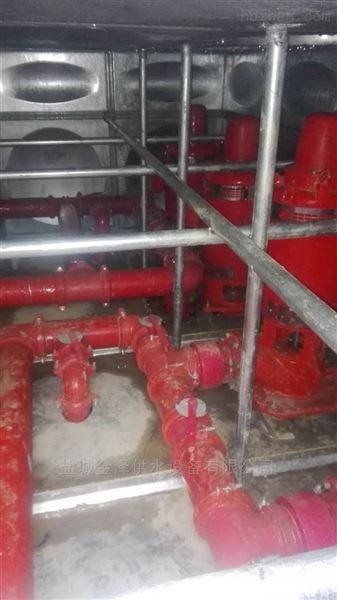 合肥360吨装配式地埋消防水箱造价