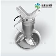 环保工程设备搅拌机QJB2.5/8-400/3-740