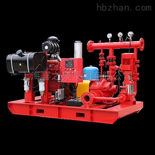 柴油机消防泵原理