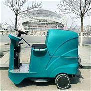 AJ-530-洗地机 驾驶式洗地车 环卫保洁车