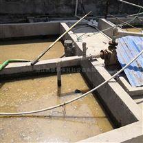 河道泥浆脱水设备
