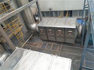 天津粮油厂废臭气除臭设备