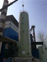4吨锅炉脱硫除尘