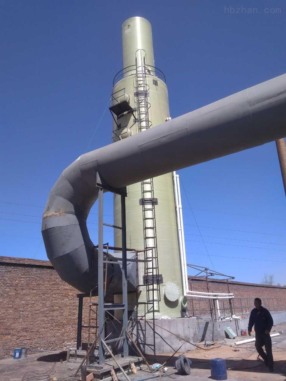 葫芦岛脱硫设备砖厂隧道窑脱硫设备