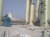 锅炉除尘脱硫装置