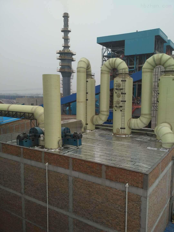 通辽脱硫设备砖厂隧道窑脱硫设备