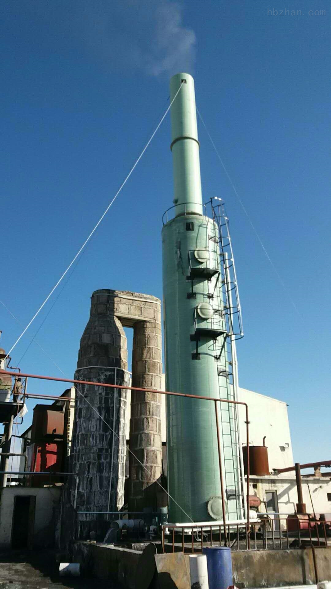 朝阳脱硫设备砖厂隧道窑脱硫设备