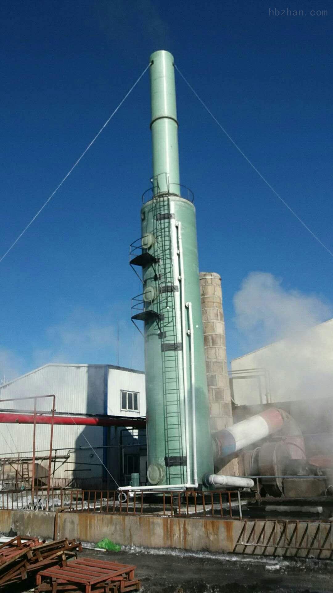 丹东脱硫设备砖厂隧道窑脱硫设备