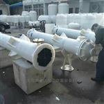 100平方 豪达聚丙烯石墨改性降膜吸收器