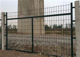 防护栅栏铁路设施