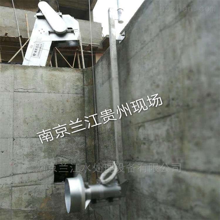 QJBQJB1.5/6-260/3-980C混合潜水搅拌器