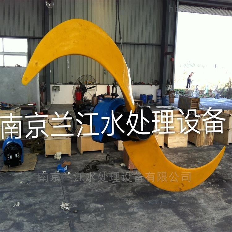 QDT2.2/4-1400/2-56P潜水低速推流器