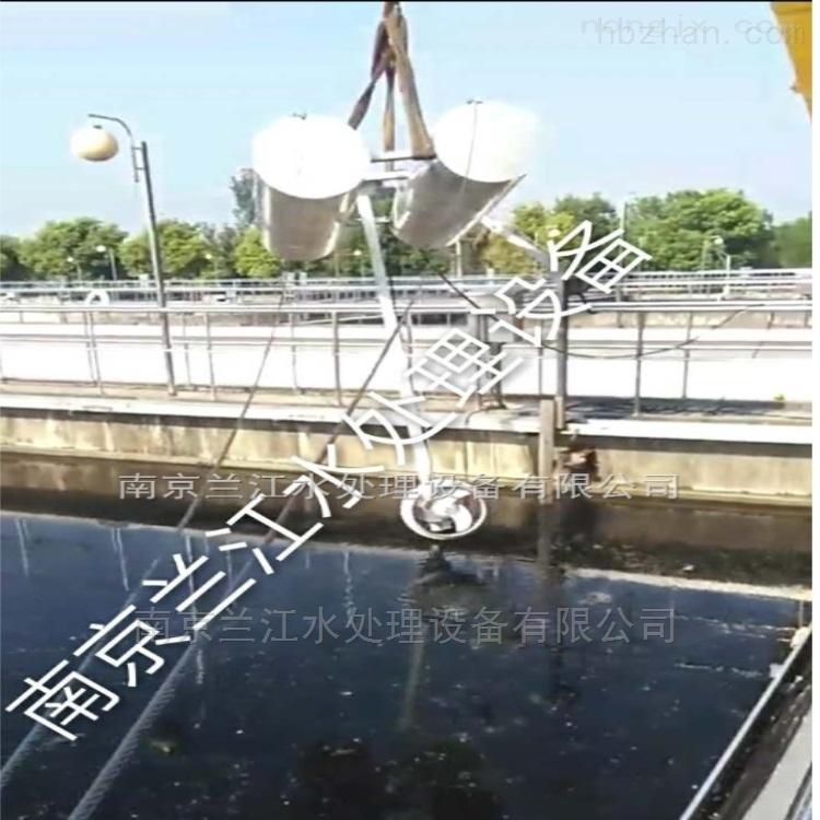 兰江低速立式环流涡轮搅拌机