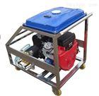 本田汽油机驱动高压水管道疏通机