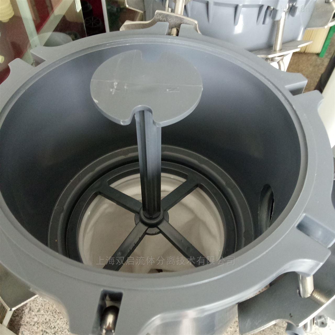 2#DL-PP/PVC-塑料袋式过滤器