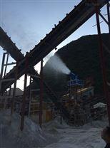 凯里沙石厂用除尘喷雾机