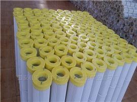 齐全专业生产外网加固ptfe覆膜除尘滤筒