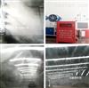 CXJ-W35南昌工地圍擋圍墻噴淋噴霧除塵系統