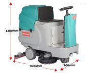 上海恒亚实业驾驶式洗地机工业全自动清洗机