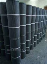 齊全聚酯長纖維濾筒350*240*660防靜電除塵濾筒