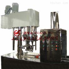 山东龙兴双行星双动力混合机(5-50L)