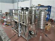 医药超纯水设备JH-250L/H广东珠海全不锈钢双级反渗透系统