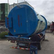上海一体化雨水提升泵站