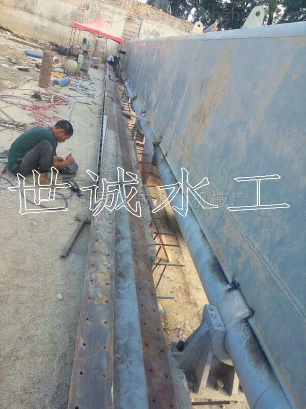 临时河道水闸使用与安装