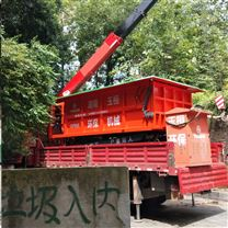 适用于北京市现代化城市建设节约土地成本的垃圾中转站