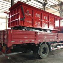 湖南佳星液压整机经过严格的质量检测信誉保证的垃圾收集设施