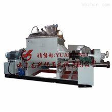 NH5-5000L山东电加热螺杆挤出不锈钢真空捏合机厂家