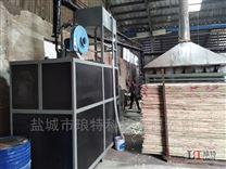 苏州橡胶板材厂节能锅炉选琅特燃气模温机