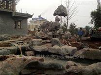 供应广州庭院假山鱼池效果图制作
