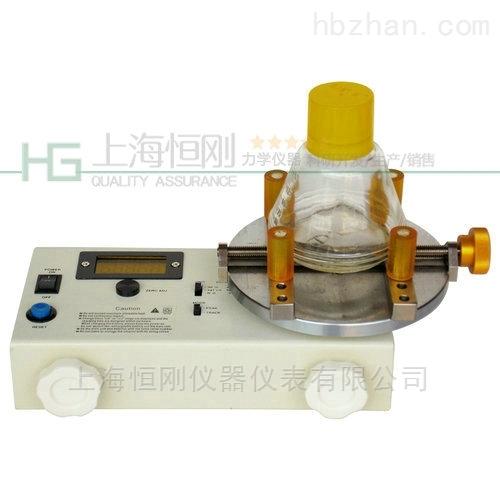 水果汁瓶盖开启扭矩测试仪12n.m
