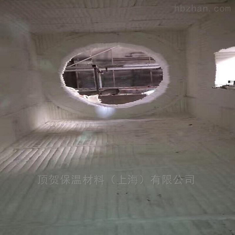 直燃式废气焚烧炉(DTO)保温