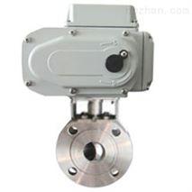 Q971型電動對夾式球閥PN16~PN64