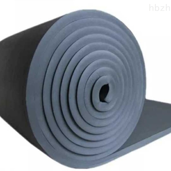 隔音阻燃B2級橡塑保溫板