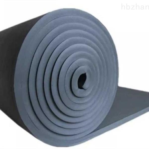 阻燃B2级橡塑保温板选型