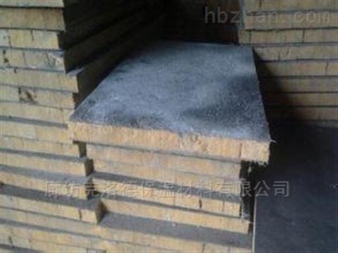 生产双面水泥复合岩棉板