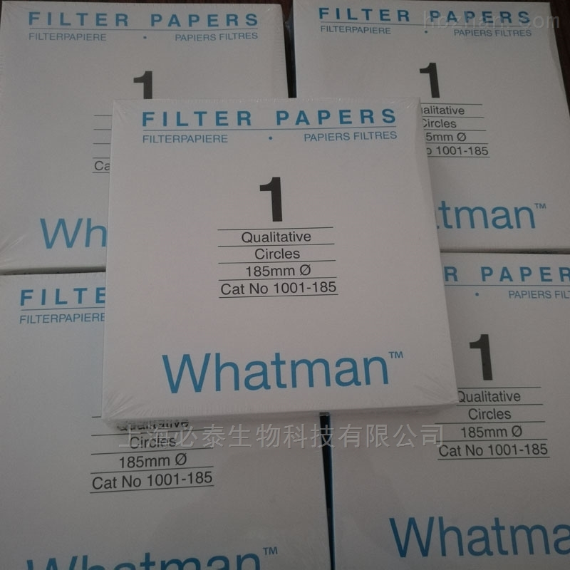 Whatman 沃特曼 定性滤纸 Grade 1