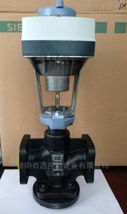 SAX61.03 西门子混装温控阀  电动调节阀