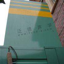 中央空调噪声治理 上海御翠园降噪项目